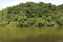 纯天然湖水