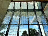 酒店落地玻璃窗