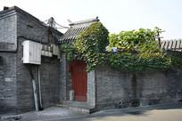 老北京瓜棚小院