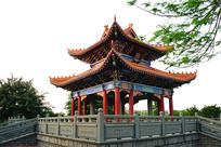中式建筑亭子