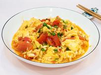 美味菜品番茄炒蛋