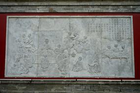 石材雕刻装饰画