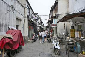 苏州民居街景