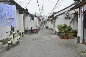 苏州巷子民居