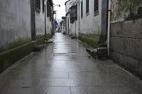 苏州小巷石板路