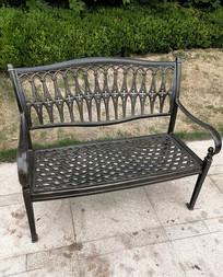铁质休闲椅