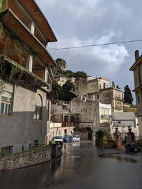意大利陶尔米纳街景