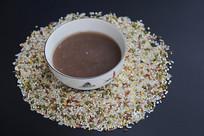 杂粮绿豆粥