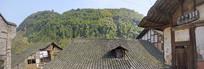 贵州赤水大同古镇传统老房子
