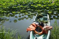 荷塘清理水草工具