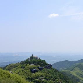 莫干山上的城堡