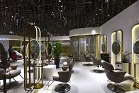 时尚风格的美发厅