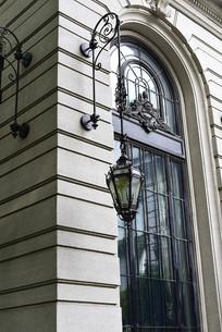 欧式建筑局部