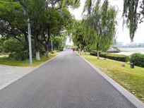 美丽的环湖公路