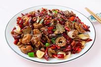 美味菜品干煸肥肠