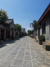 青州古城古街