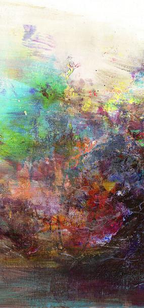 北欧抽象画