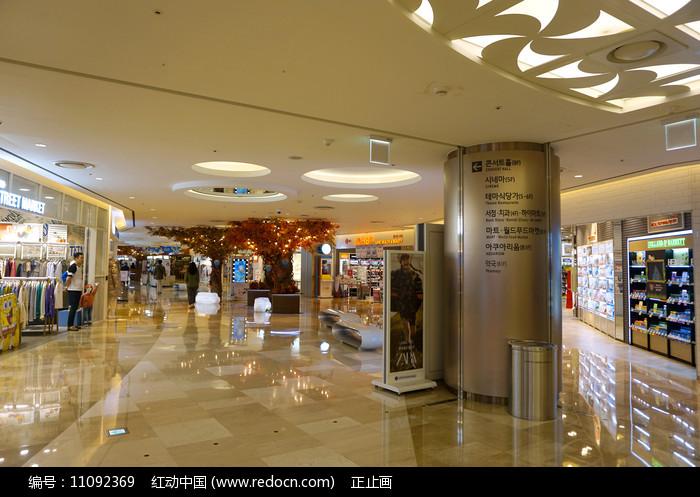 韩国乐天世界OUTLET商场 图片