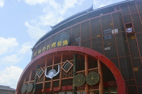 贵州江千户苗寨民族文化体验厅