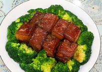 美味菜品东坡肉