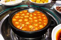 美味菜品番茄丸子汤