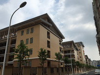 新会东区学校大楼