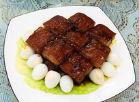 中国传统名菜东坡肉