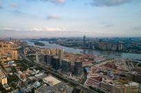 广州在建金融城