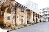 古镇民居建筑