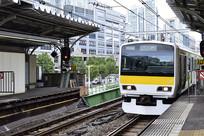 日本JR铁道交通