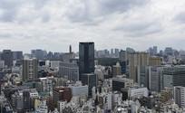 日本东京城市建筑
