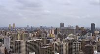 日本东京城市建筑风景