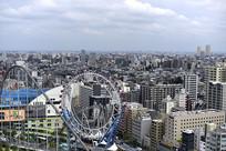 日本东京市貌