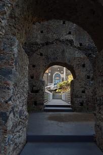 意大利卡塔尼亚古堡