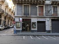 意大利卡塔尼亚街角