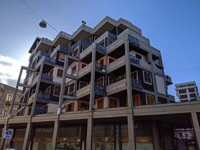 意大利卡塔尼亚现代建筑