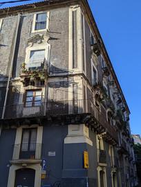 意大利卡塔尼亚住宅建筑
