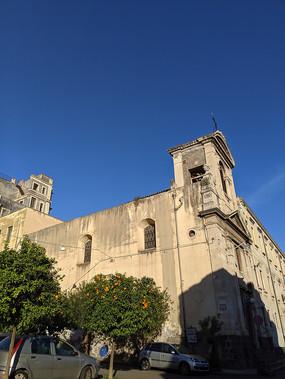 意大利卡塔尼亚宗教建筑
