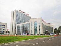 成都中医药大学附属第三医院门诊楼