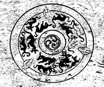 春秋战国青铜器狩猎场景纹饰