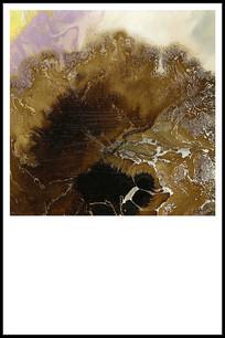 意境水墨中式画