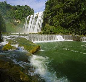 安顺黄果树瀑布自然风景
