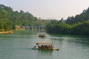 贵州荔波大七孔古桥