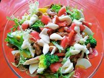 美味蔬菜沙拉