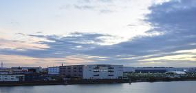 日本大阪的电商工业园区