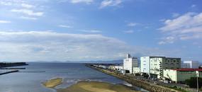 日本大阪的临海工厂