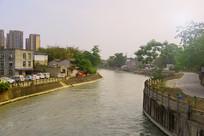 成都东风渠向阳桥段