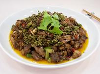美味菜品花椒鸡