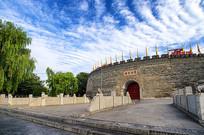 曲阜万仞宫墙