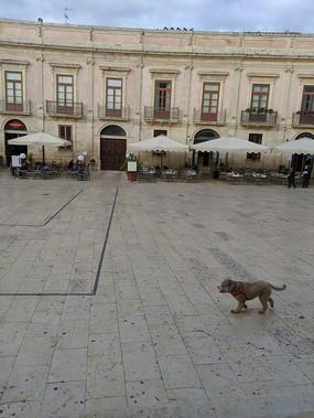 意大利斯拉库萨市民广场